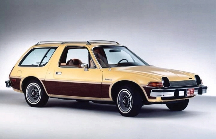 Универсал AMC Pacer Wagon, 1977–1980