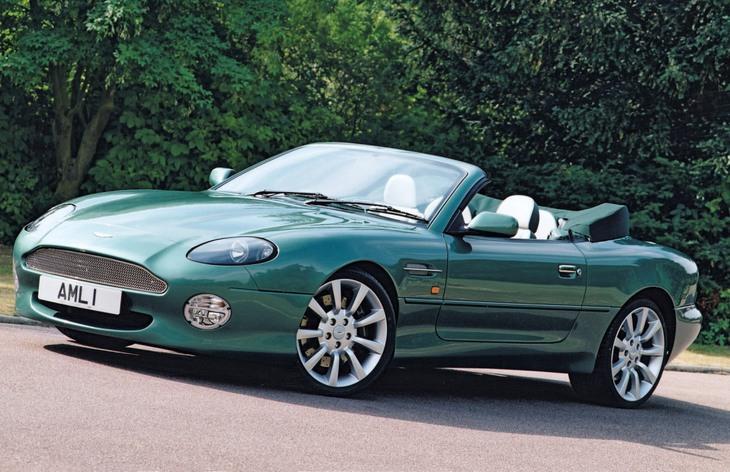 Aston Martin DB7 - каталог автомобилей - Wroom.ru