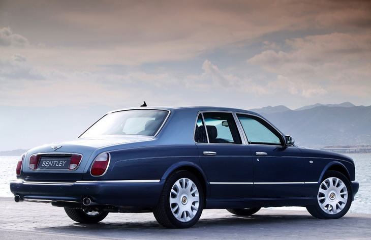 Седан Bentley Arnage, 1998-2009