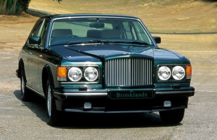 Bentley brooklands 1996 lwb picture 4037