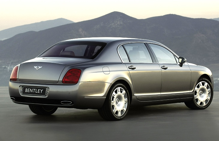 Седан Bentley Continental Flying Spur, 2005–2013