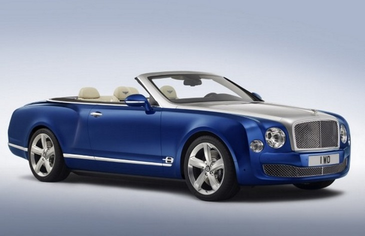 Кабриолет Bentley Grand Convertible