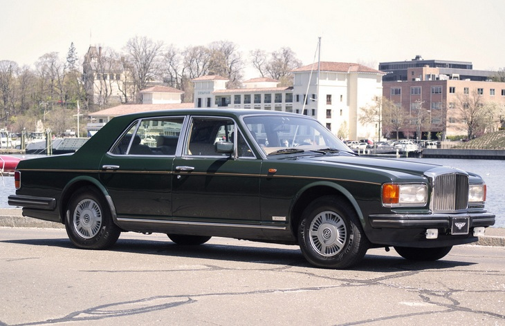 Седан Bentley Mulsanne (1980-1992)