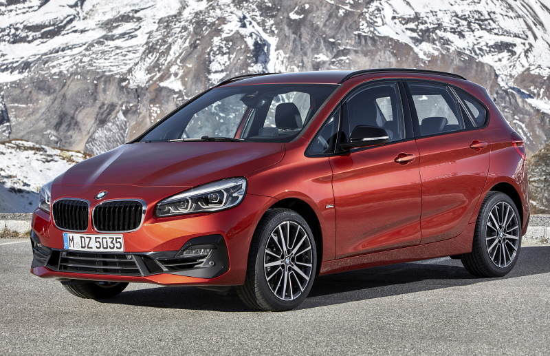 Минивэн BMW Active Tourer 2 серии