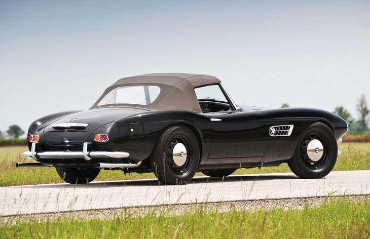 bmw модель 507 стоимость