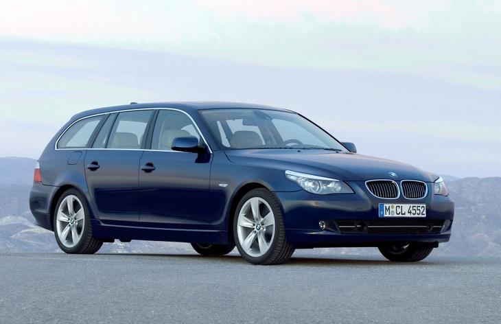 Универсал BMW пятой серии пятого поколения (E61), 2004–2021