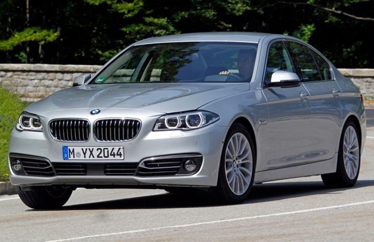 Седан BMW 5 серии