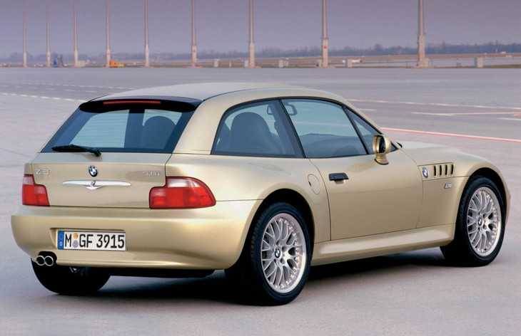Купе BMW Z3 Coupe, 1999–2002