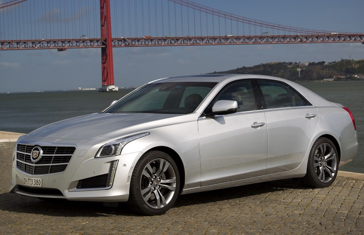 Седан Cadillac CTS