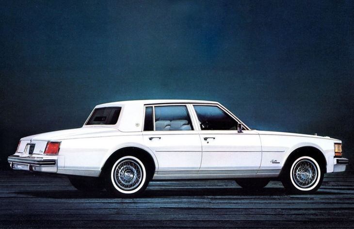Седан Cadillac Seville, 1975–1979