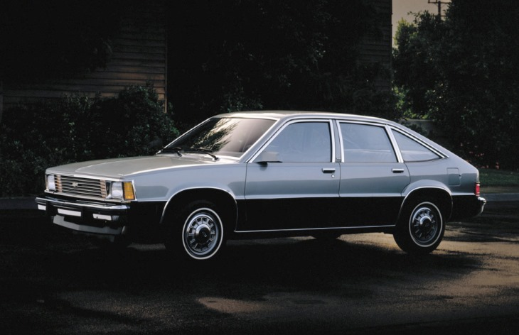 Хэтчбек Chevrolet Citation
