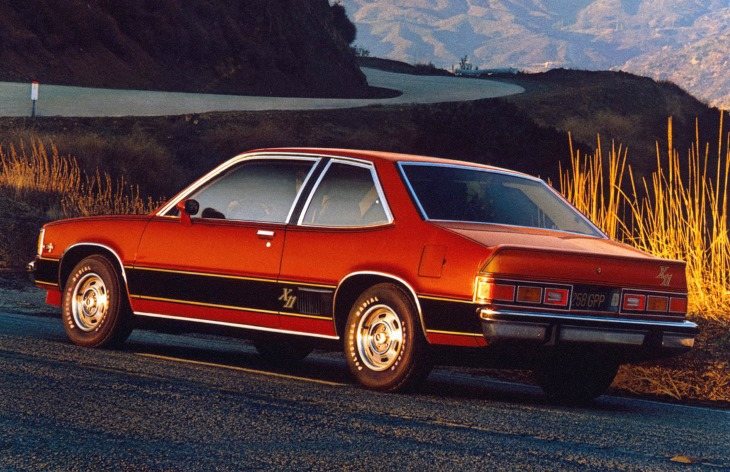 Купе Chevrolet Citation