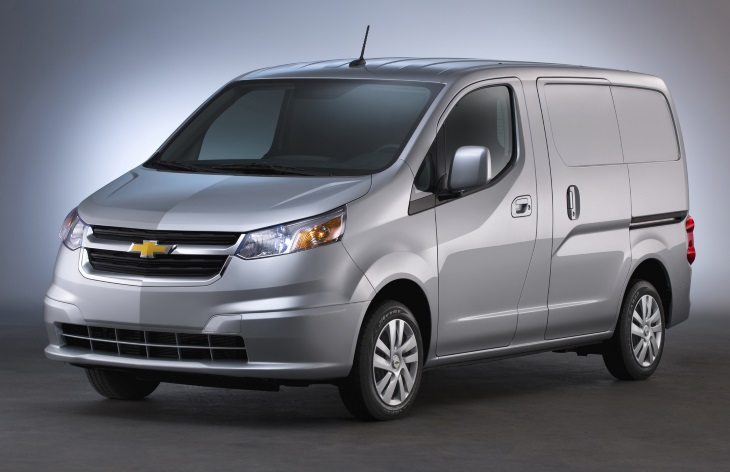 Фургон Chevrolet City Express