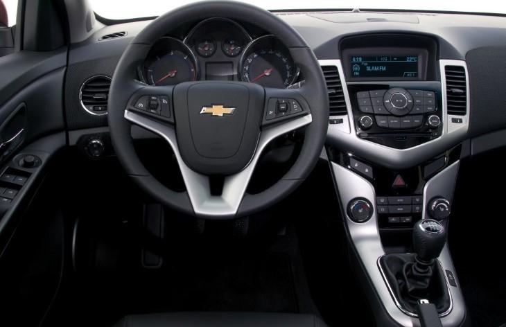 Chevrolet Cruze - цены 88.