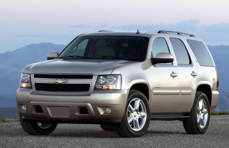 Chevrolet Tahoe третьего поколения