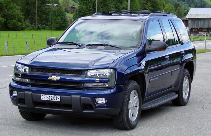 2006+Chevrolet+Trailblazer+Tire+Size PDF ebook: 2006 Chevrolet ...