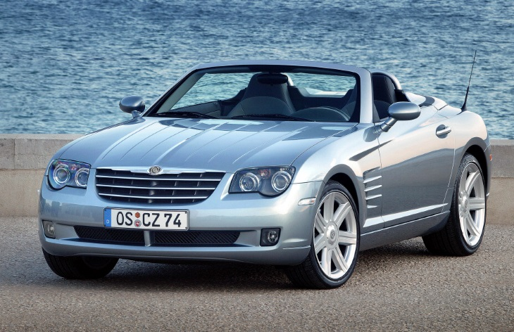 Родстер Chrysler Crossfire