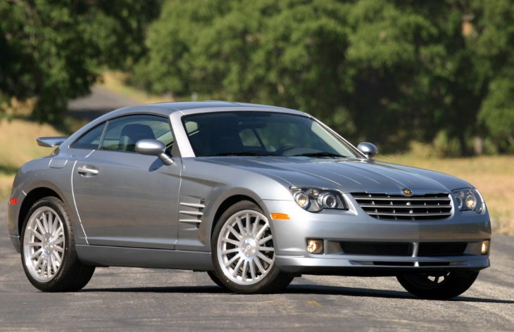 Купе Chrysler Crossfire