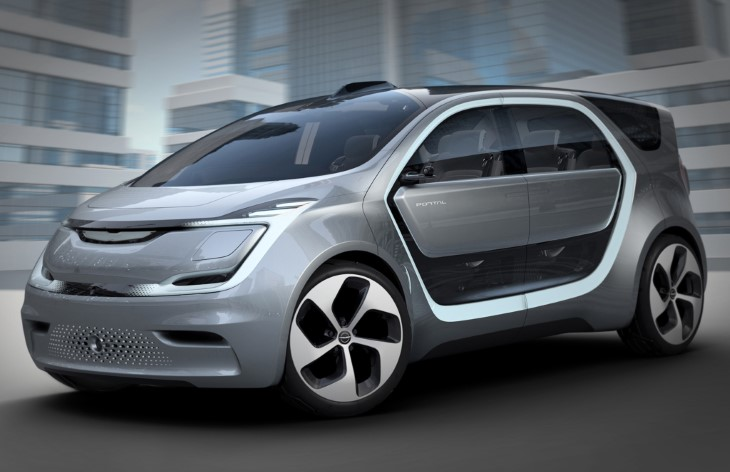 Концепт-кар Chrysler Portal