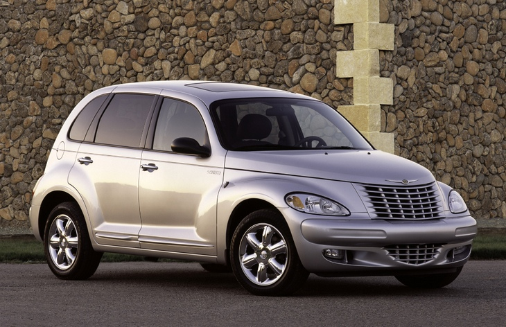 Хэтчбек Chrysler PT Cruiser, 1999–2010