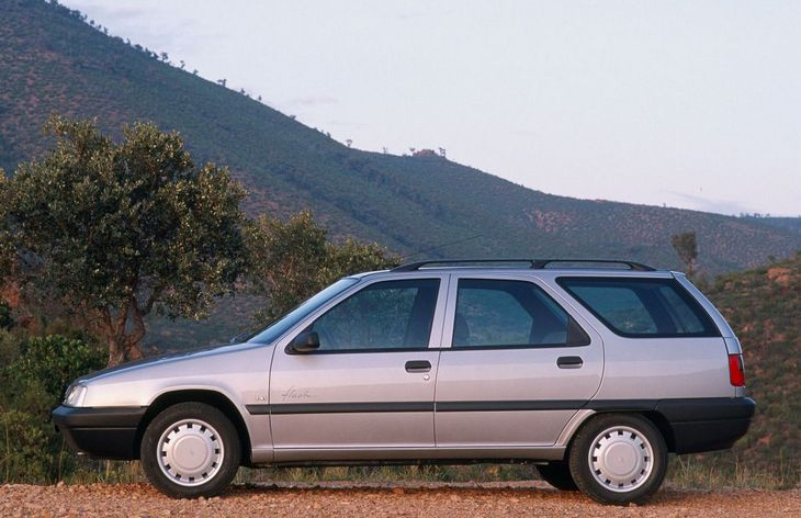 Универсал Citroen ZX Break, 1991–1998