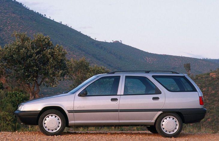 описание машины ситроен зх 1991