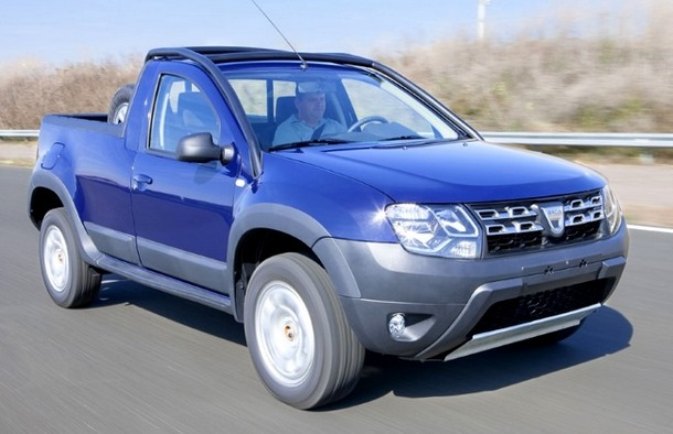 Пикап Dacia Duster Pickup