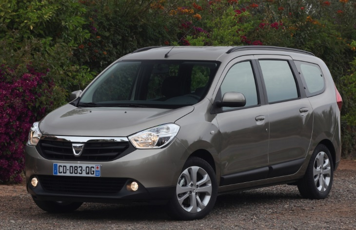 Компактвэн Dacia Lodgy