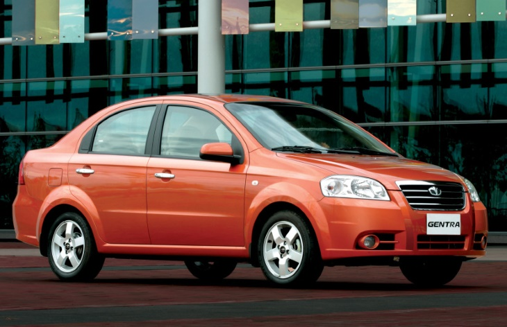 Daewoo - все модели Дэу 2020: характеристики, цены