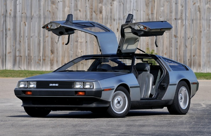 Купе DeLorean DMC-12, 1981–1983