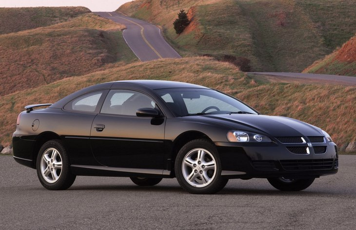 Купе Dodge Stratus Coupe (2001–2005)