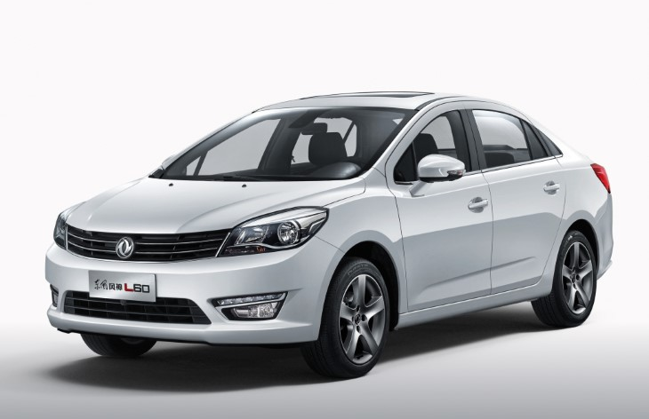 Седан Dongfeng Fengshen L60