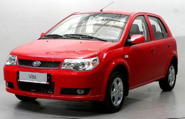 FAW Vita - компактный легковой автомобиль производства компании FAW Group Corporation.  В Китае машина носит название...