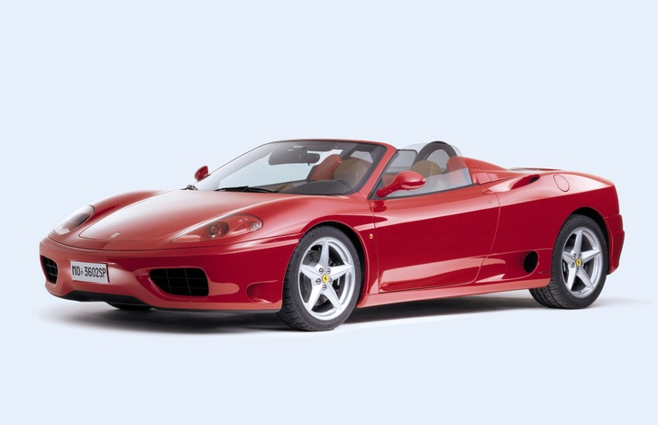 Ferrari 360 Modena - каталог автомобилей - Wroom.ru