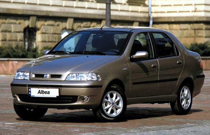отзывы об автомобилях фиат альбеа