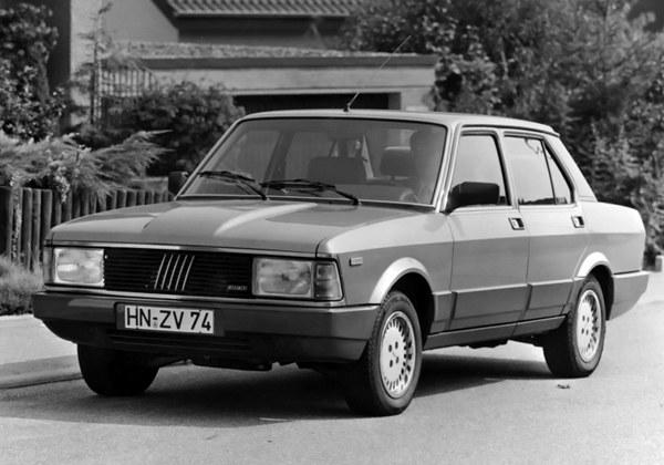 фиат аргента 1984