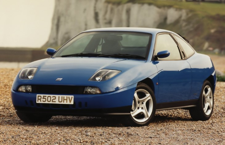 Fiat Coupe, 1994­-2000