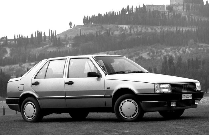 фиат 1991 года крома