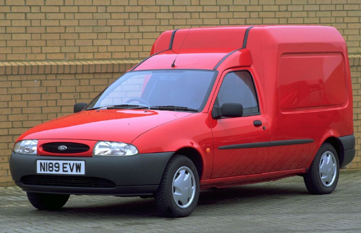 Пикап Ford Courier