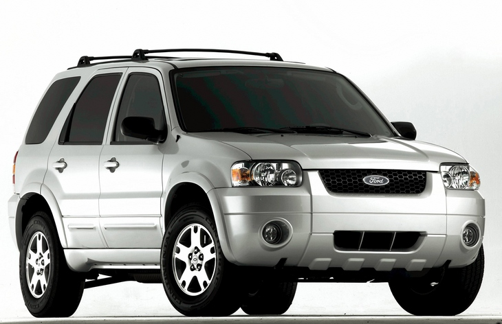 обзор ford escape 2