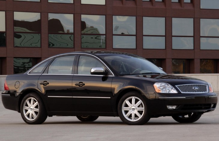 Седан Ford Five Hundred, 2004–2007