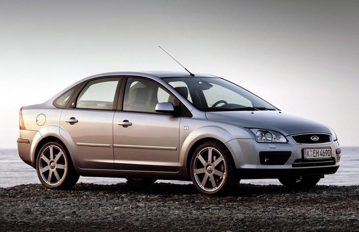 Отзывы форд фокус 2004-2006г