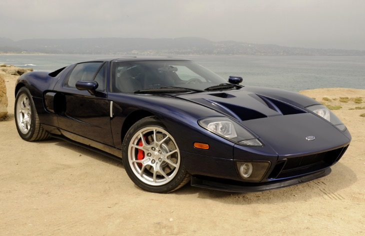 Купе Ford GT, 2004–2006