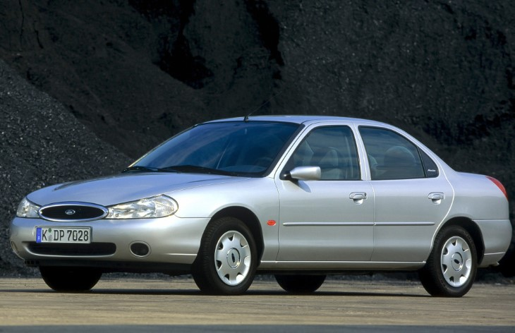 Форд мондео второго поколения
