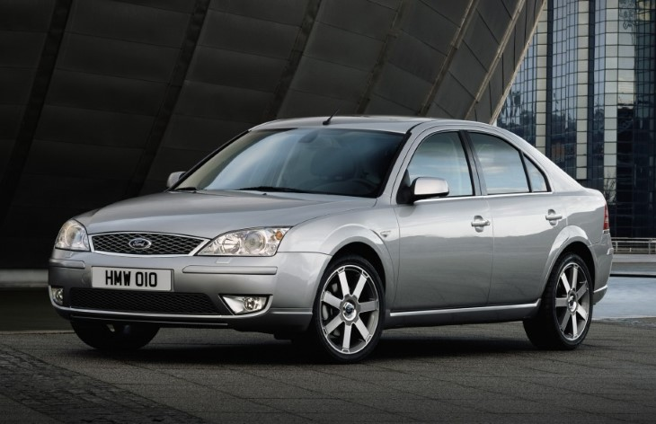ford mondeo wroom