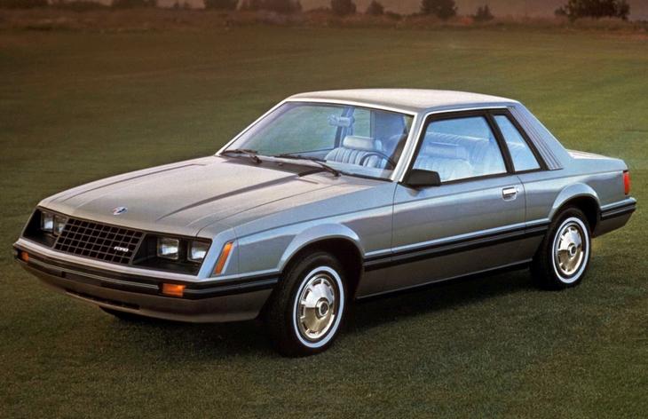 Форд мустанг старые модели