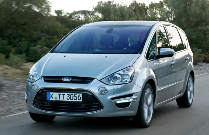 история модели ford s-max