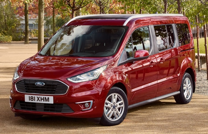 Минивэн Ford Tourneo Connect