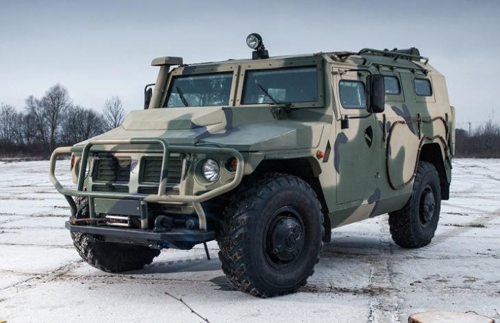 Тигр (бронеавтомобиль) — Википедия