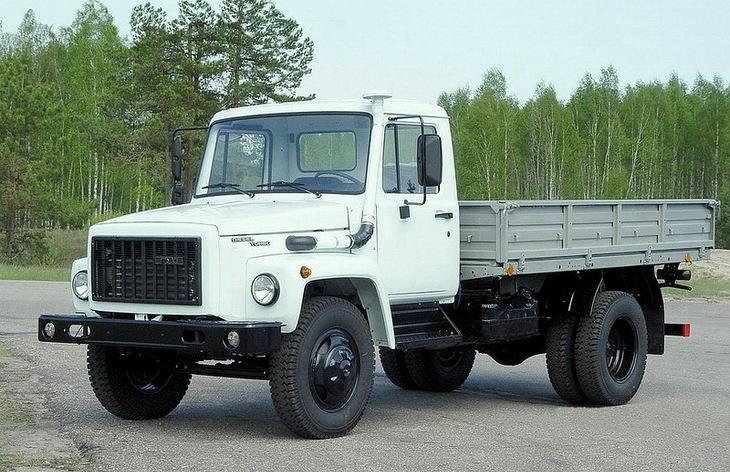 ГАЗ - 3309 технические характеристики, цена, фото, видео ...